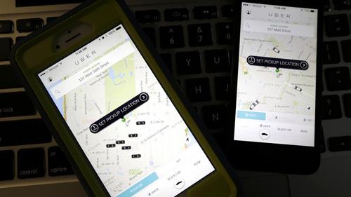 Uber переманила к себе главного «безопасника» из Facebook.