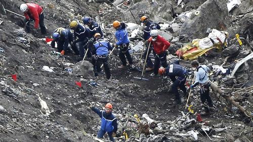 Второй пилот рейса 9525 Germanwings планомерно готовился к уничтожению самолета.