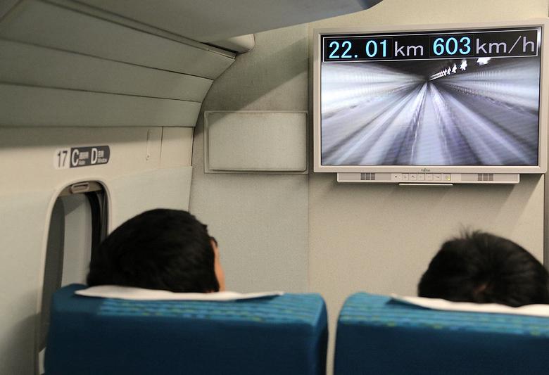 Мы точно в поезде? (фото: laprovence.com).