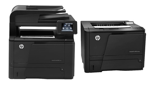 HP для России: принтеры и МФУ в специальной комплектации