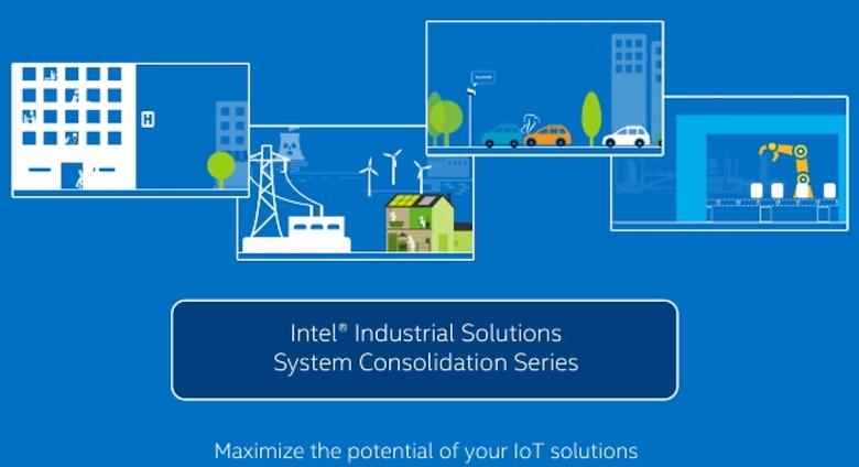 """Развитие концепции """"умный город"""" с помощью """"интернета вещей"""" (изображение: Intel)."""