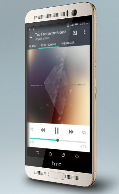 HTC M9 Plus (изображение: htc.com).