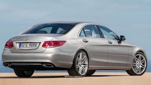 Mercedes E-класса 2016 модельного года оснастят дополненной реальностью.