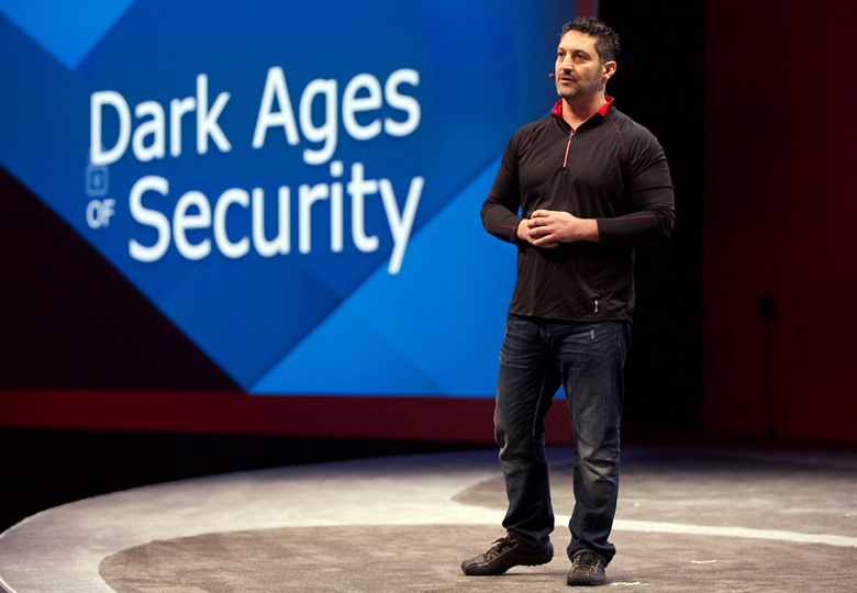 Амит Йоран на конференции RSA 2015 (фото: emc.com).