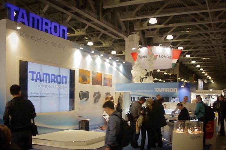 Оптика Tamron примиряет поклонников любых производителей фотоаппаратов.