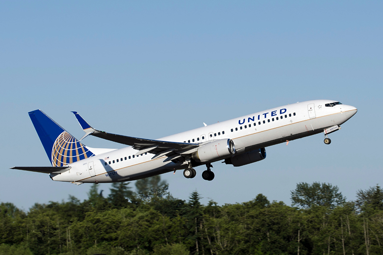 Boeing 737-800 (фото: United Airlines).
