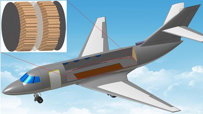 Новая звукоизоляция сделает авиаперелеты бесшумными для пассажиров