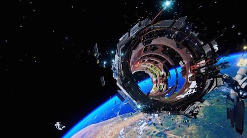 Epic Games вручила денежный грант разработчикам игры ADR1FT.