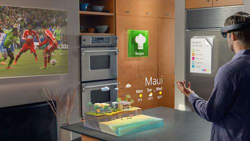 Asus договаривается c Microsoft о создании собственной версии очков смешанной реальности HoloLens.