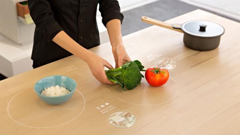IKEA показала, как будет выглядеть кухня через 10 лет