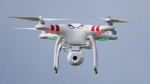 Sysveo собирается оснастить дроны дополненной реальностью.