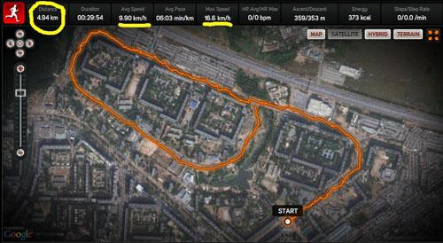 Независимое тестирование спортивных приложений-трекеров выявило победителя – Endomondo Sport Tracker.