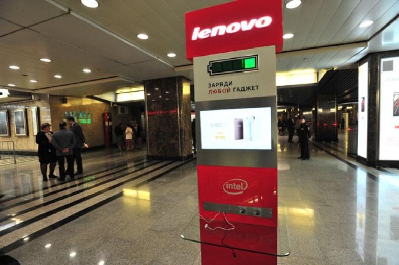 В московском метро можно будет заряжать гаджеты