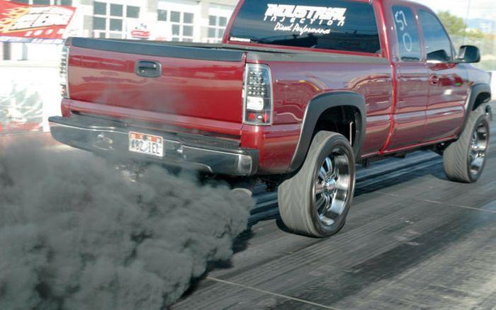 90% всех вредных выбросов создают лишь 25% автомобилей