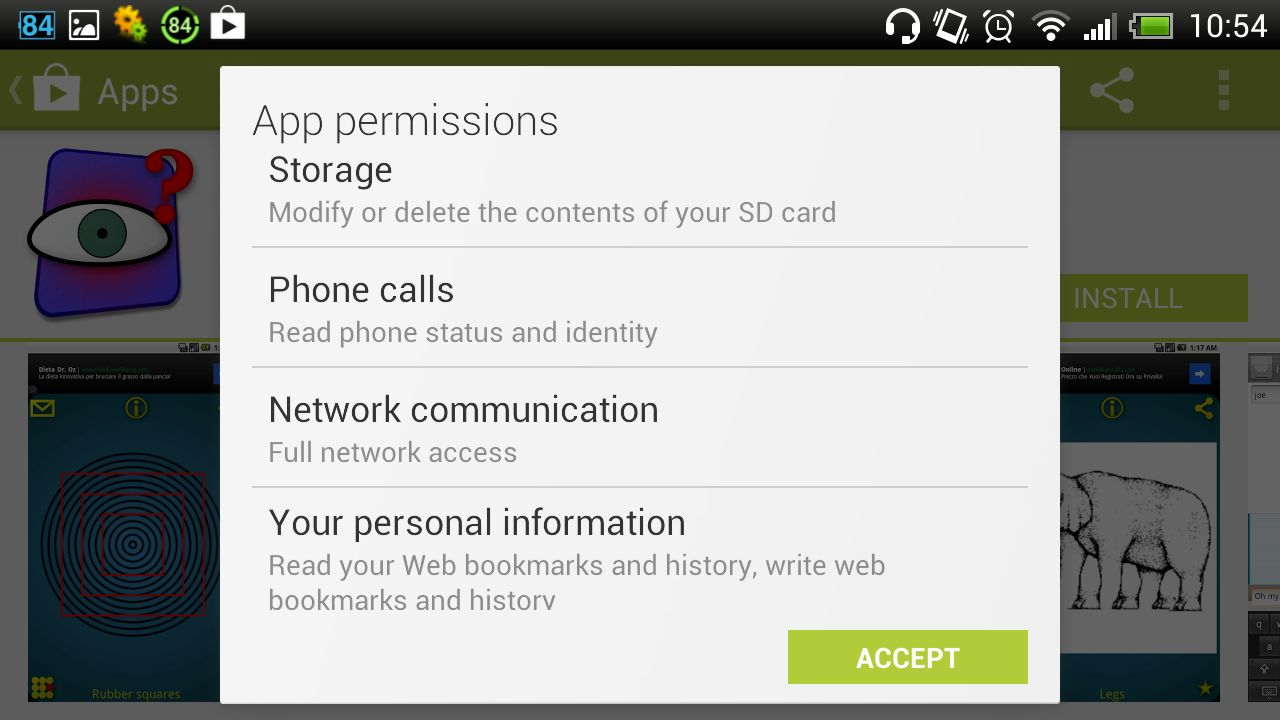 Android-permissions