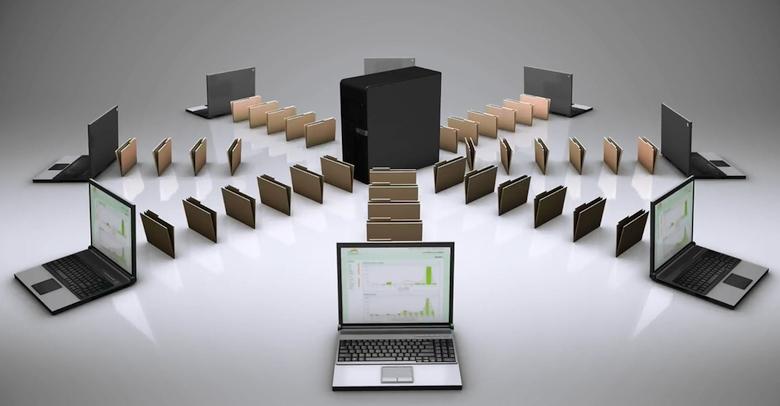 Backup Exec - единое управление всеми резервными копиями.