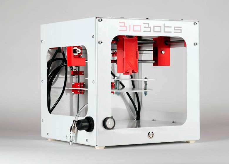 BioBots - настольный биопринтер (фото: biobots.io).