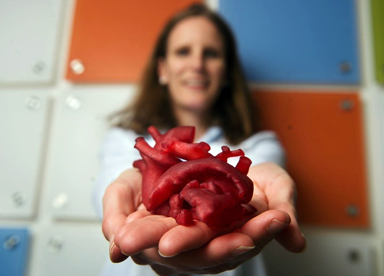 С BioBots подарить руку и сердце стало значительно проще (фото: solidsmack.com).