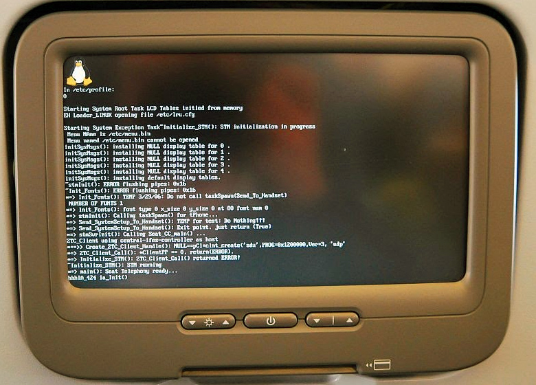 Перезагрузка IFE на базе Linux (фото: blogspot.com).