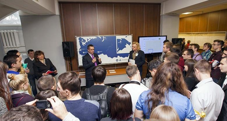 День карьеры Росатома в НИЯУ МИФИ (фото: rosatom-career.ru).