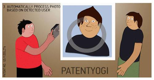 Apple собирается сделать селфи еще популярнее, благодаря новому патенту.