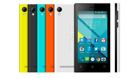 Российский бренд Highscreen представил свой новый смартфон Pure F.
