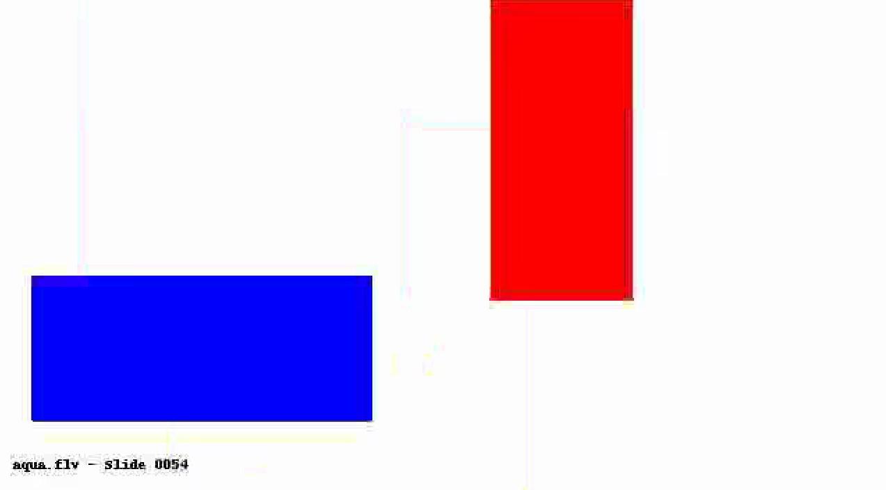 Обнаружилось нечто подобное и в Сети. Вот уже год в YouTube-аккаунте пользователя Webdriver Torso публикуются загадочные ролики: пара цветных прямоугольников, сопровождаемая чистыми тонами. Кто, для кого, в чём смысл - загадка.