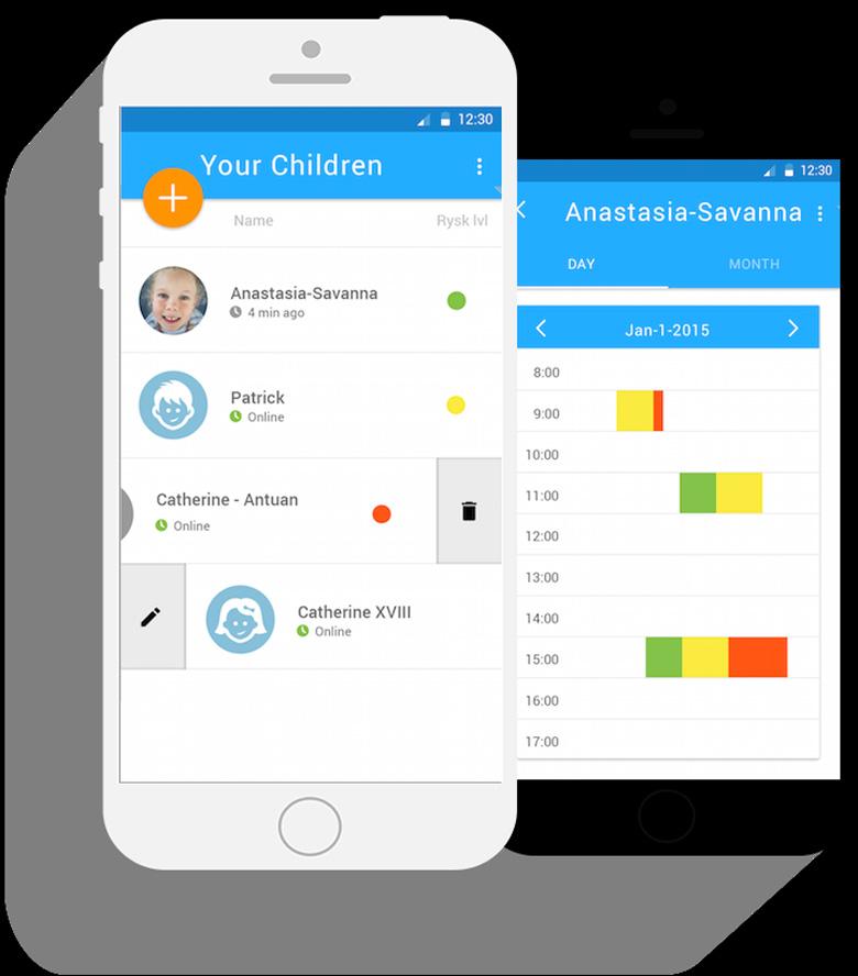 Приложение KeepVision для диагностики и контроля зрения подростков