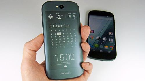 Yota Devices не собирается портировать на YotaPhone платформу Sailfish в ближайшем будущем.