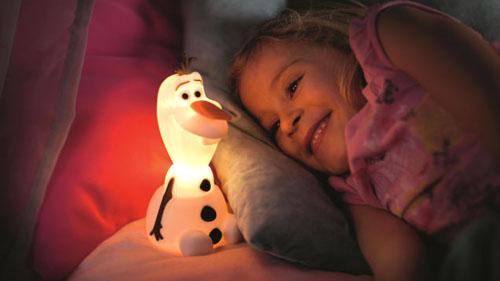 Philips запускает в производство новую линейку ночных светильников SoftPals в виде персонажей мультфильмов Диснея.