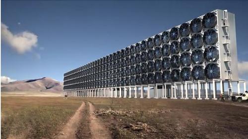 Канадская компания Carbon Engineering разработала технологию переработки углекислого газа в углеводородное топливо.