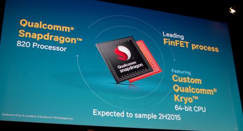 У нового процессора Qualcomm Snapdragon 820 нет проблем с перегревом, заявляют исследователи.