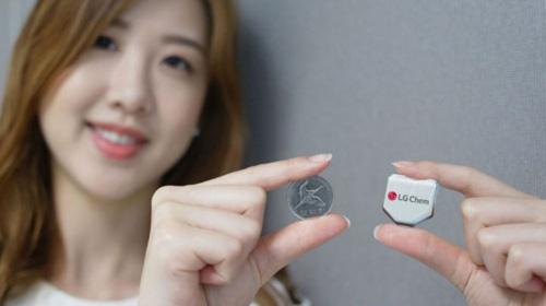 LG Chem обещает увеличить на 25% емкость батарей для «умных часов».
