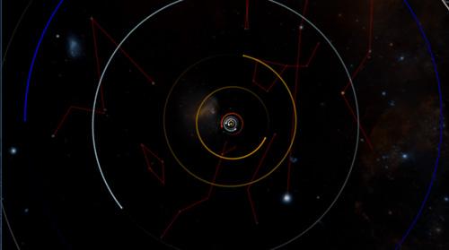 Программа Worldwide Telescope (WWT) стала независимым проектом в рамках .Net Foundation и выложена в бесплатный доступ на GitHub.