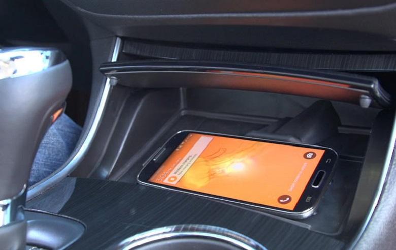 Chevrolet оснастит свои автомобили кондиционерами для смартфонов