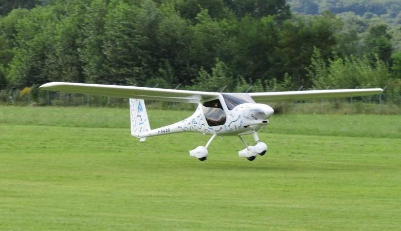Самолёт Alpha Electro (фото: pipistrel.si).