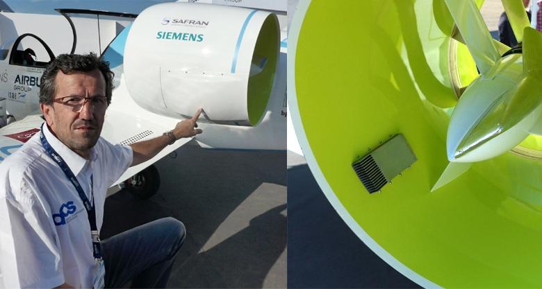 Airbus использует силовую установку Siemens (фото: airbusgroup.com).