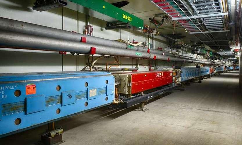 Фрагмент главного инжектора (фото: Fermilab).