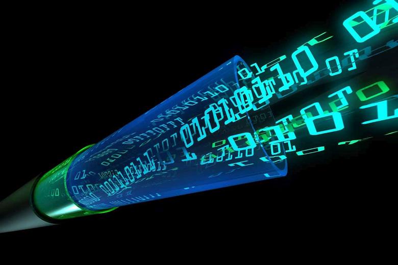 Гиперзапутанность увеличит скорость передачи данных (изображение: geo-tel.com).