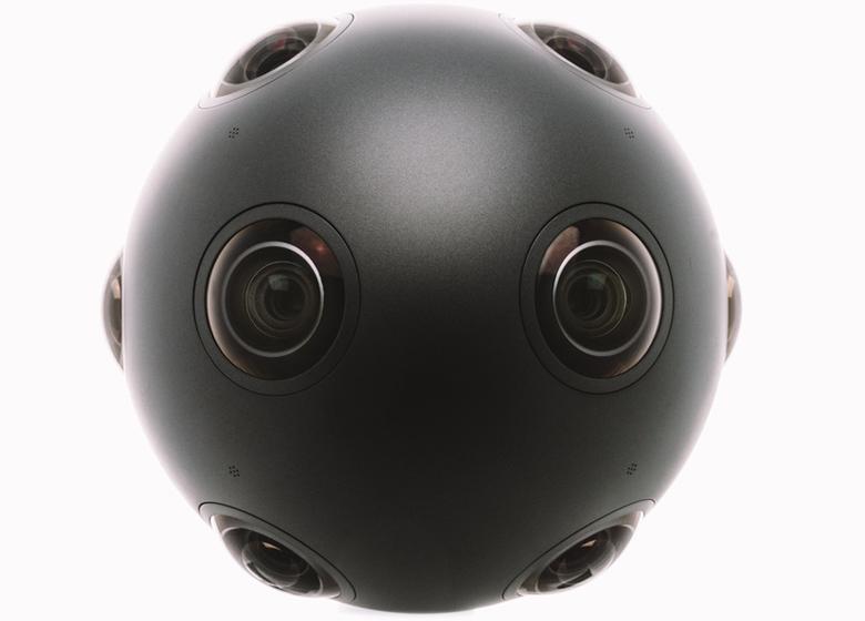Nokia OZO:  каждой камере - свой микрофон.