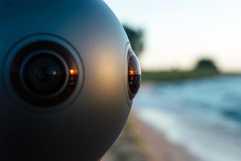 Nokia OZO: отличная камера за отличную идею.