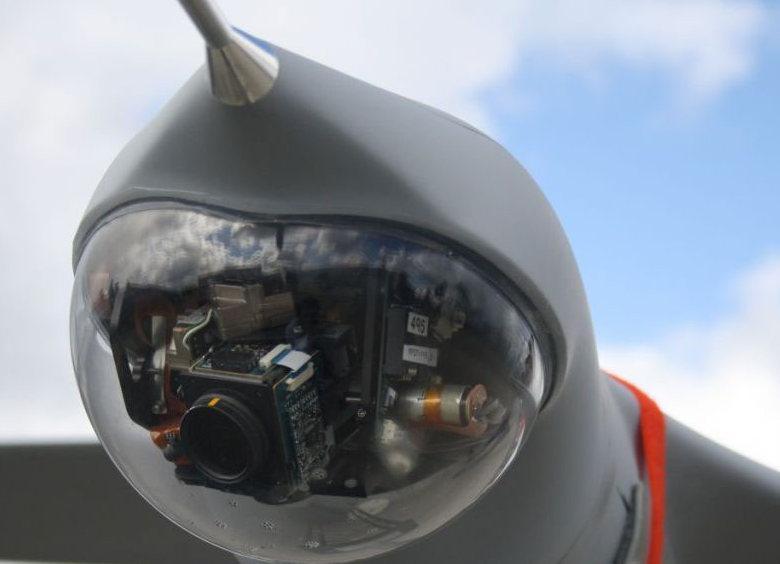 Оснащение дрона Insitu Scan Eagle - предшественника RQ-21 (фото: dutchdefencepress.com).