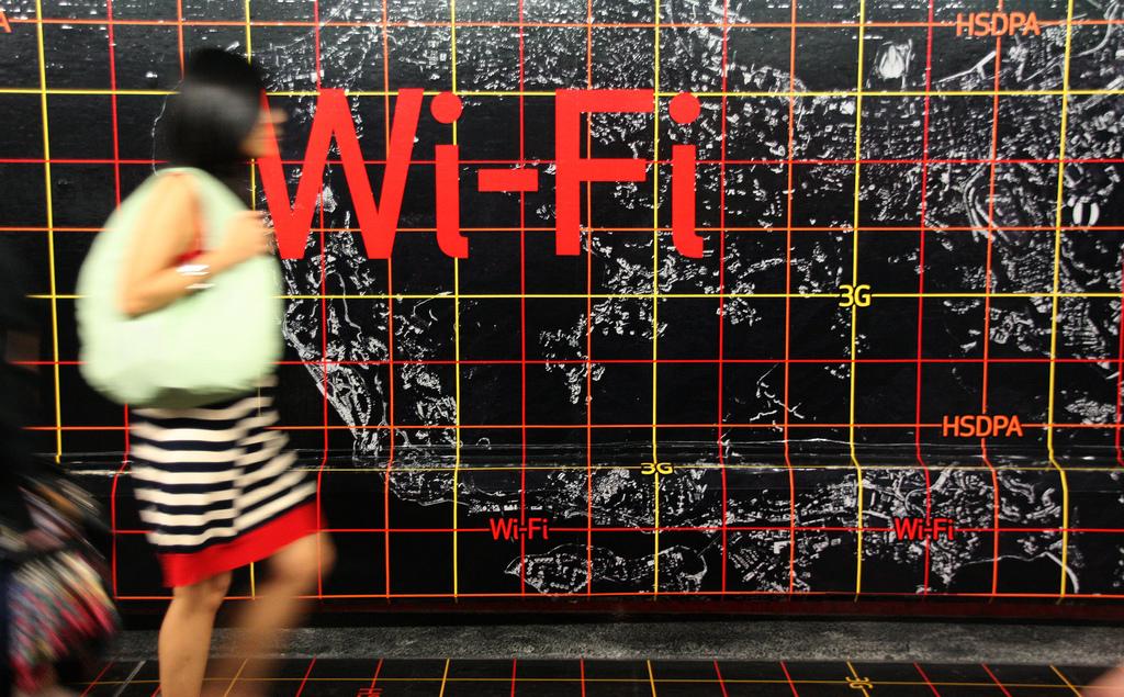 Wi-Fi шагает по планете!