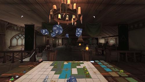 Altspace провела первый турнир по настольным играм в виртуальной реальности.