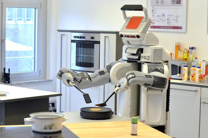 Робот-повар куда полезней робота-убийцы...