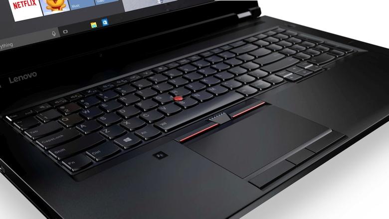 Узнаваемые черты серии ThinkPad (фото: anandtech.com).
