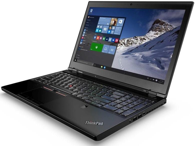 Lenovo ThinkPad P70 (фото: lenovo.com).