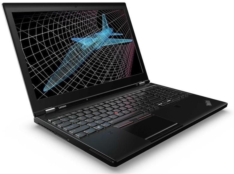 P-серия ноутбуков для профессионального применения (фото: lenovo.com).