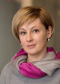 """Наталья Данина, руководитель проекта """"Банк данных заработных плат HeadHunter"""""""