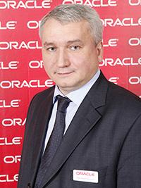 Андрей Пивоваров, руководитель группы перспективных технологий предпроектного консалтинга, Oracle СНГ